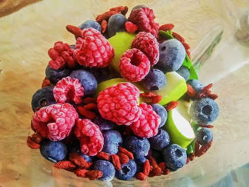 gesund abnehmen mit superfruits